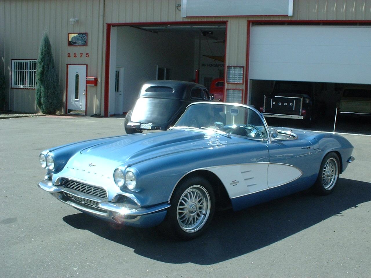 1961 Corvette For Sale >> 61 Corvette