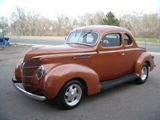 39 Ford Coupe